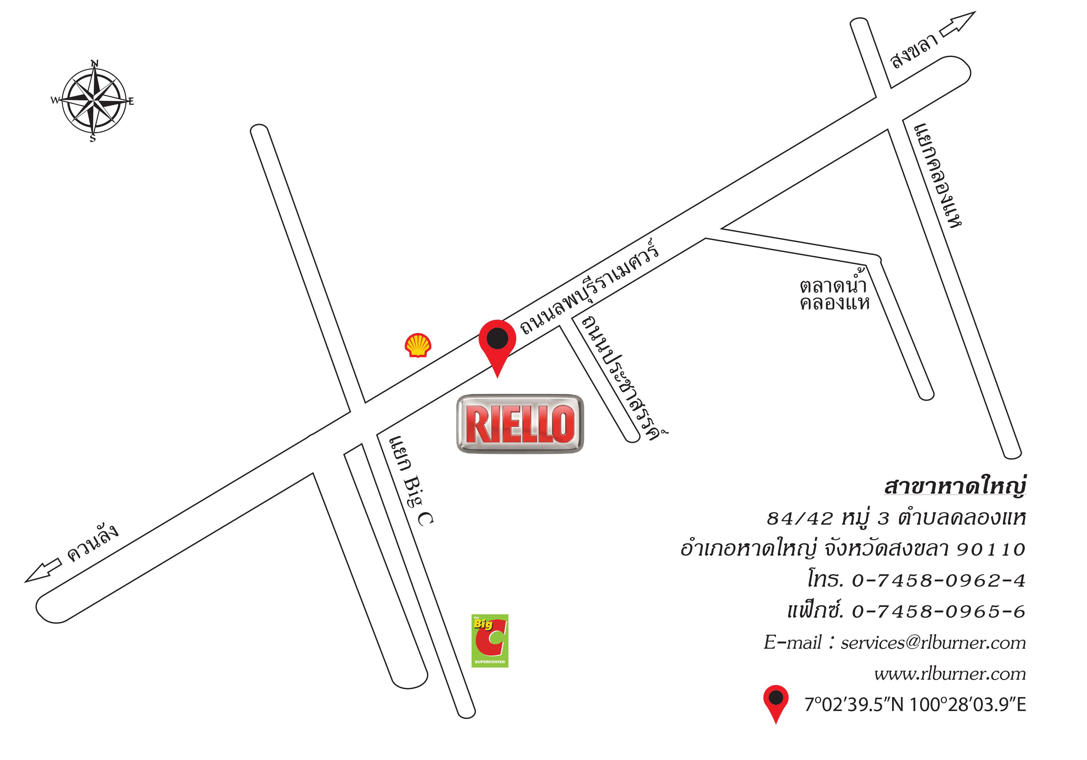 map emg head Thai